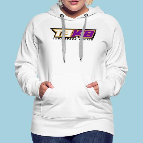 Tobi Logo schwarz - Frauen Premium Hoodie