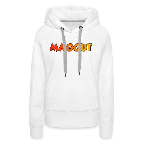 MAGGUT - Frauen Premium Hoodie