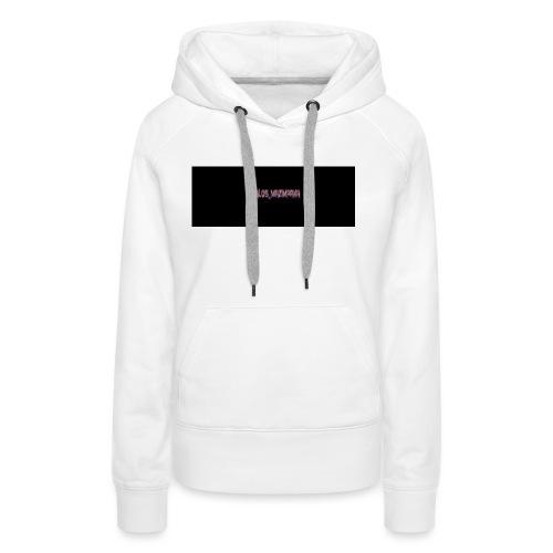 carlos - Sweat-shirt à capuche Premium pour femmes