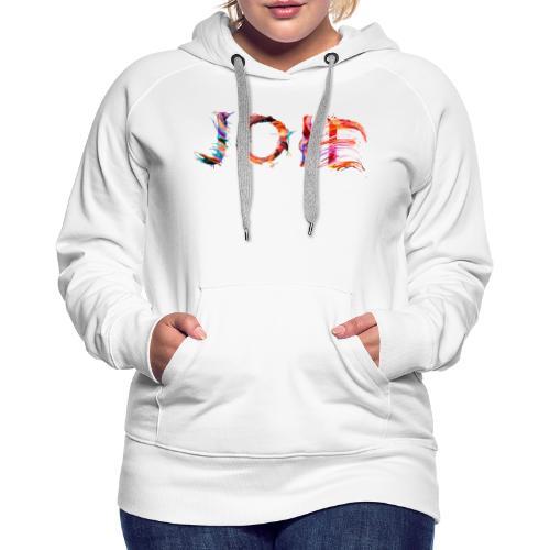 Joie - Sweat-shirt à capuche Premium pour femmes