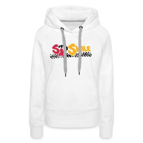 SX FOR A SMILE - Frauen Premium Hoodie