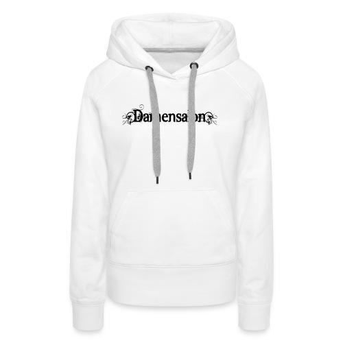 damensalon2 - Frauen Premium Hoodie