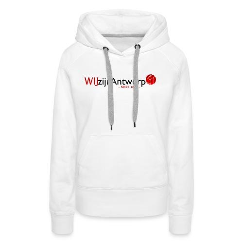 wza1880 - Vrouwen Premium hoodie