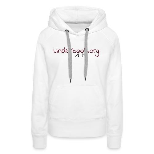 Underboob.org - Women's Premium Hoodie