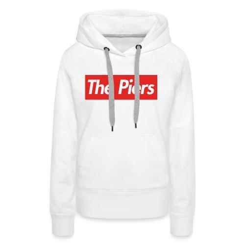 The Piers Minimalistic Logo - Women's Premium Hoodie