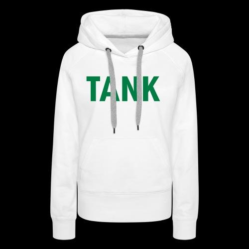 tank - Vrouwen Premium hoodie