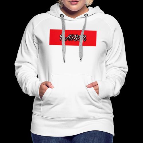 PATSER deluxe - Vrouwen Premium hoodie