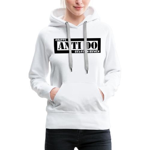 Anti Do - Frauen Premium Hoodie