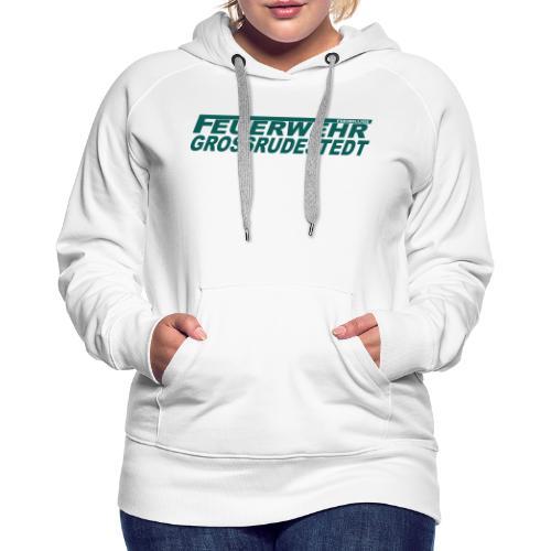 Schriftzug_FFG_gross - Frauen Premium Hoodie