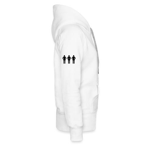 3schwarz - Frauen Premium Hoodie