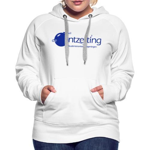 ontzetting logo - Vrouwen Premium hoodie