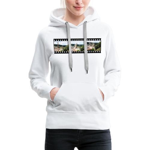 WanderKaminFall - Frauen Premium Hoodie