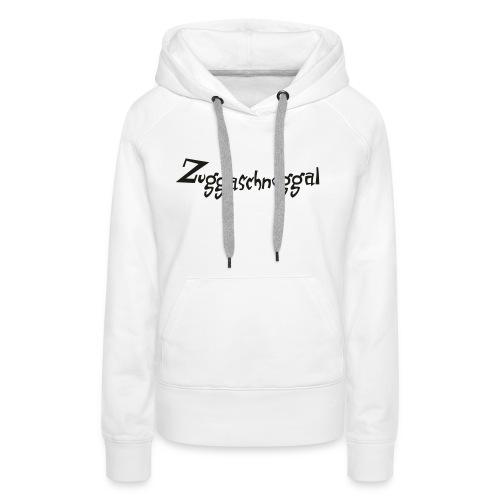 Zuckerschnecke - Frauen Premium Hoodie