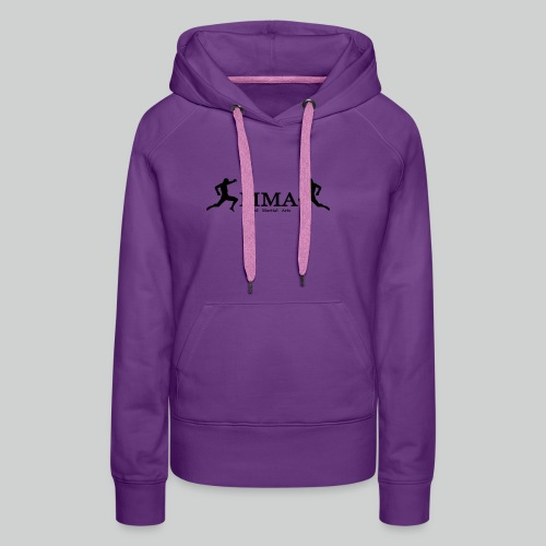 MMA Fighters - Frauen Premium Hoodie