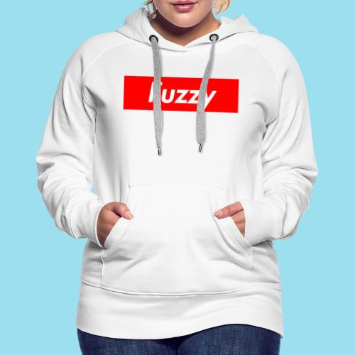 FUZZY Supmeme - Frauen Premium Hoodie