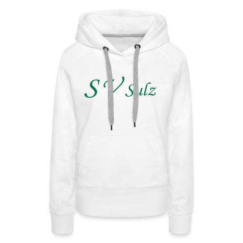 svs schrift 2 - Frauen Premium Hoodie