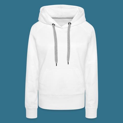 tshirt_vrouw - Vrouwen Premium hoodie