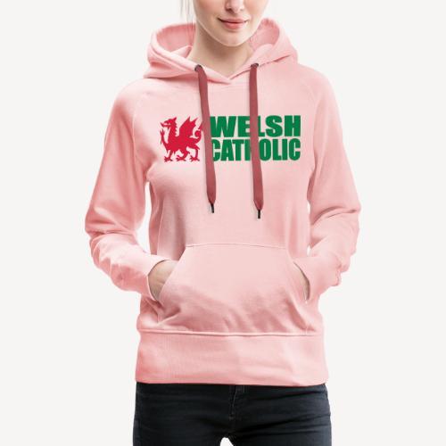 WELSH CATHOLIC - Women's Premium Hoodie