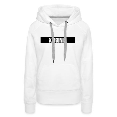 Xeronix Hoodie - Women's Premium Hoodie