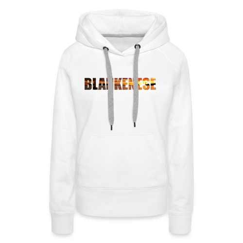 Blankenese Hamburg - Frauen Premium Hoodie