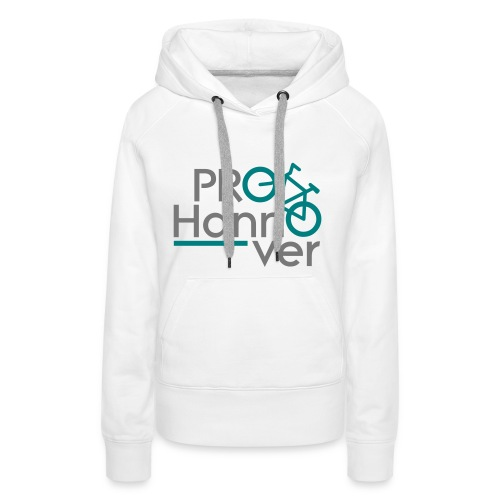 Pro Hannover - Frauen Premium Hoodie