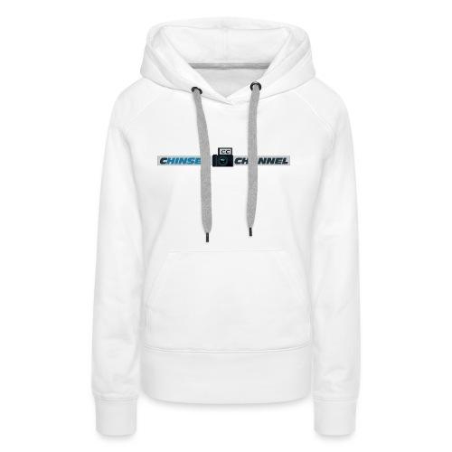 Drinkbeker - Vrouwen Premium hoodie