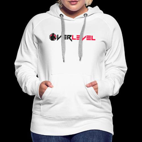 OVERLEVEL - Frauen Premium Hoodie