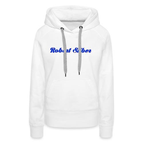 Robert Silber - Frauen Premium Hoodie