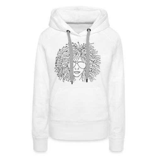Pelo Bueno - Frauen Premium Hoodie
