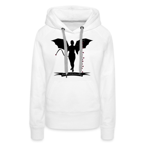 Böser Schmetterling - Frauen Premium Hoodie