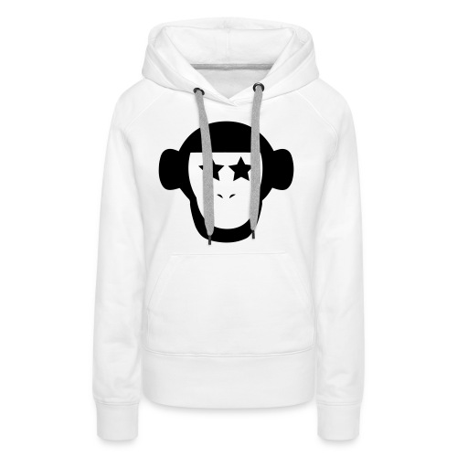 aap 6 ster - Vrouwen Premium hoodie