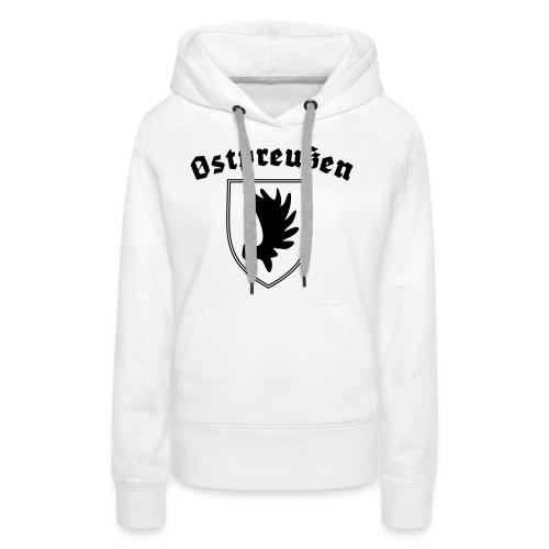 Ostpreußen - Frauen Premium Hoodie