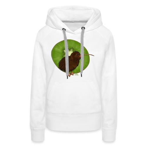 Kiwi² - Frauen Premium Hoodie