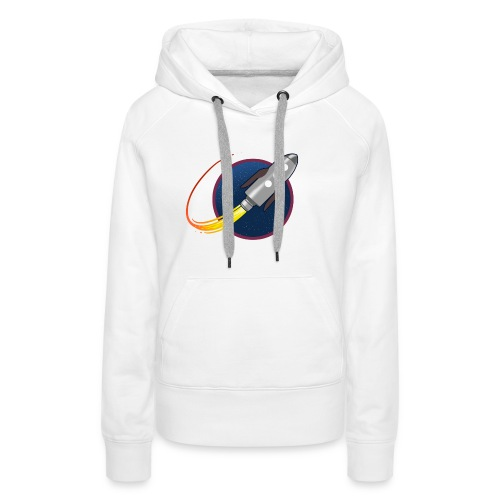 GP Rocket - Women's Premium Hoodie