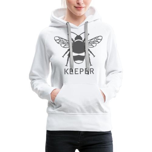 Bee Keeper - Women's Premium Hoodie