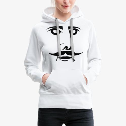 KING OF SCHURBART - Frauen Premium Hoodie