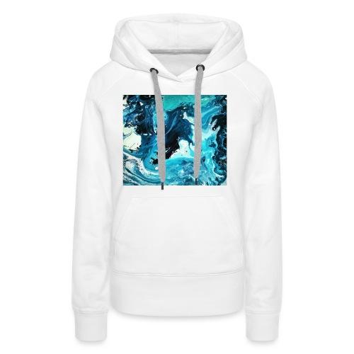 Ocean - Frauen Premium Hoodie
