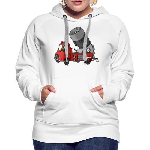 Wasserwerfer - Frauen Premium Hoodie