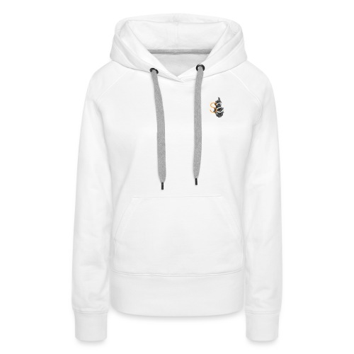 DubbleS logo - Vrouwen Premium hoodie