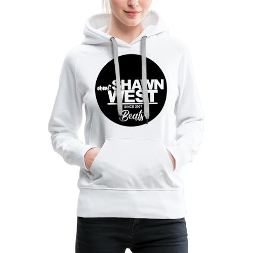 SHAWN WEST BUTTON - Frauen Premium Hoodie