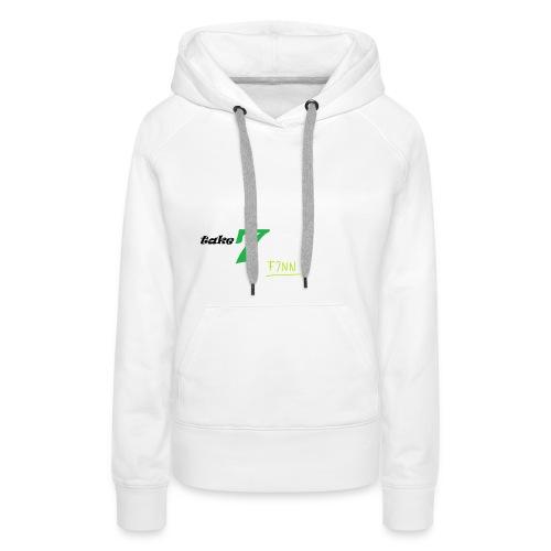 F7NN Merch png - Frauen Premium Hoodie
