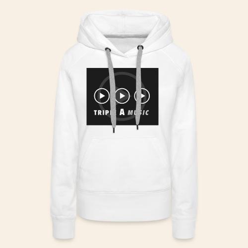 Triple A Music - Vrouwen Premium hoodie