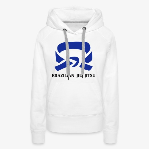 BJJ Blue Belt Clothing - Women's Premium Hoodie
