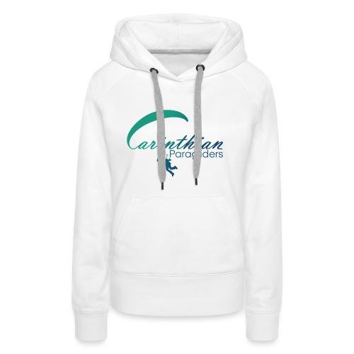Carinthian Paragliders Logo 2019 - Frauen Premium Hoodie