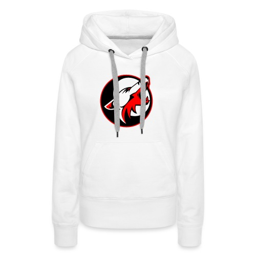wolf roar - Women's Premium Hoodie