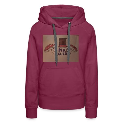 Mad Alex Logo - Women's Premium Hoodie