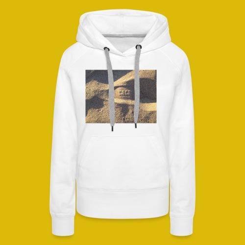 Caca - Sweat-shirt à capuche Premium pour femmes