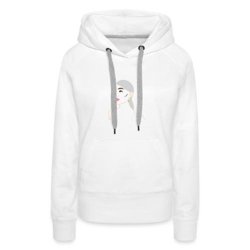 Ariana Grande Sweetener Art - Women's Premium Hoodie