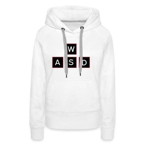 aswd design - Vrouwen Premium hoodie