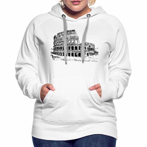 Kolosseum - Frauen Premium Hoodie